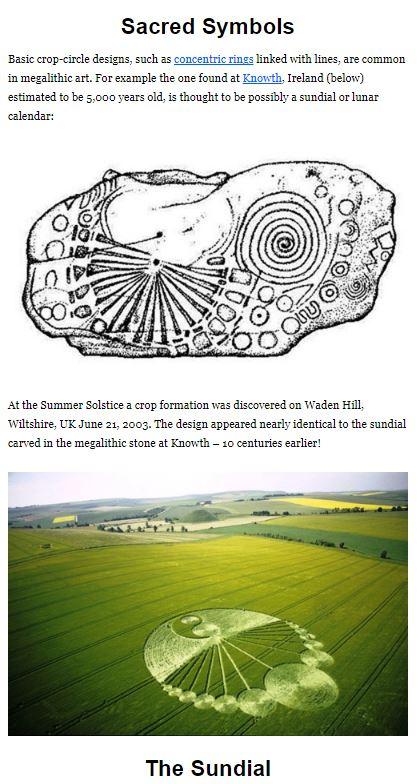 crop circles revealed language of the light symbols